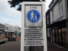 Verboden te fietsen, maar wanneer dan precies? Verwarring in Waalwijks centrum