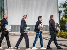 Come together in poptempel Metropool: eredienst voor Grote Drie