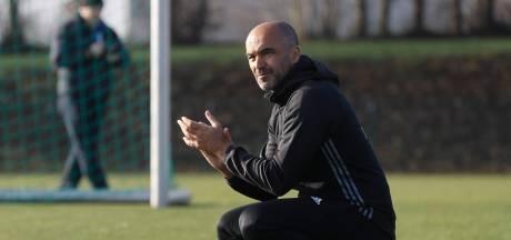 Tirage, Eden Hazard et stage au Qatar: Roberto Martinez fait le point