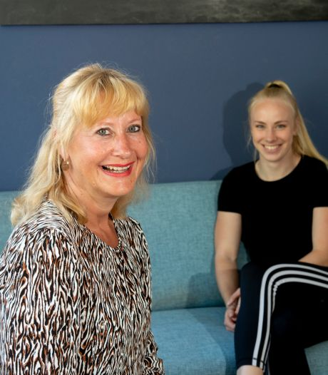 De dochter van Wilma uit Apeldoorn zit met Dafne Schippers in het estafetteteam: 'Topsport is juichen of janken'