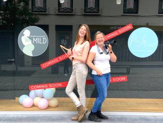 Zwangerschapskledij en fotostudio voor mama's en hun baby straks onder één dak in Vilvoorde