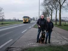 Bewoners Tatelaarweg Didam: 'Het gaat hier nog een keer goed mis'