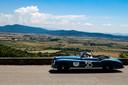 Uit  1955 is deze Jaguar D-Type.