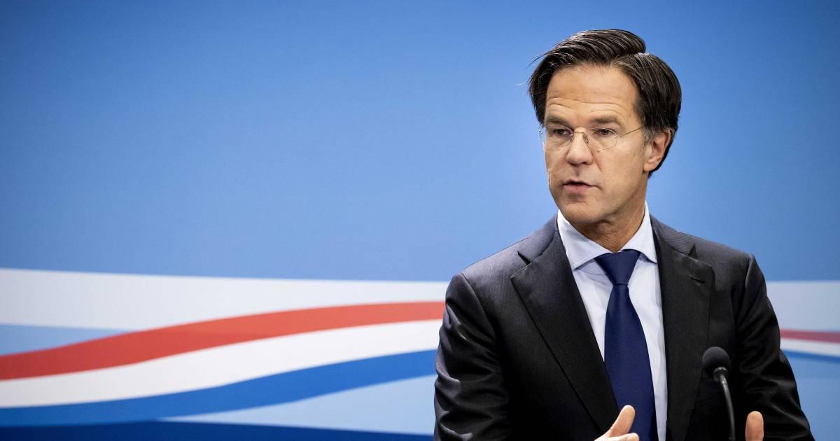 Rutte: Groep critici coronabeleid 'te lang niet gezien' door kabinet - BD.nl