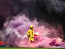 """Une photo du """"Clasico"""" en feu distinguée"""
