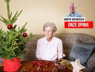 Onze opinie. 'Kerst in het eigen gezin' is geen oplossing voor 1,7 miljoen Belgen