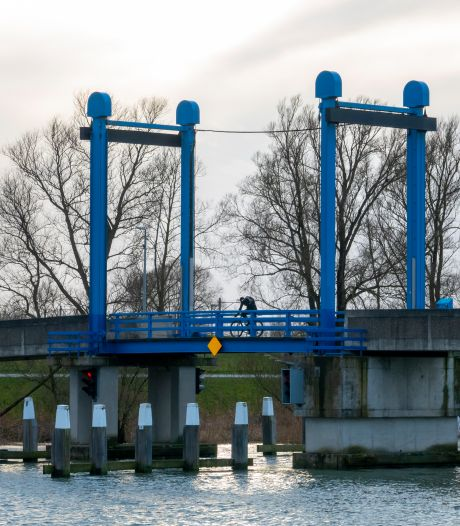 Blauwe brug vanaf eind september twaalf weken dicht voor aanleg calamiteitenroute