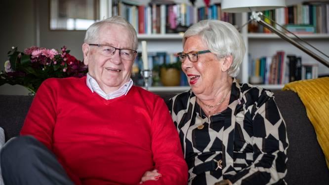 Wim en Jet uit Oldenzaal zijn 60 jaar getrouwd: 'Elk huwelijk heeft wel wat, dat maak je mij niet wijs'