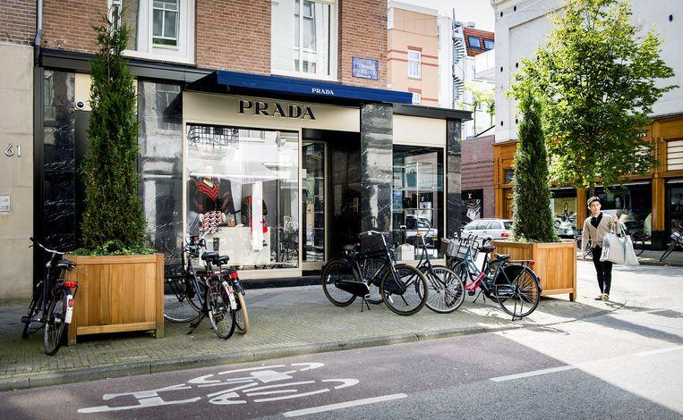 Winkel in de P.C. Hooftstraat Beeld anp