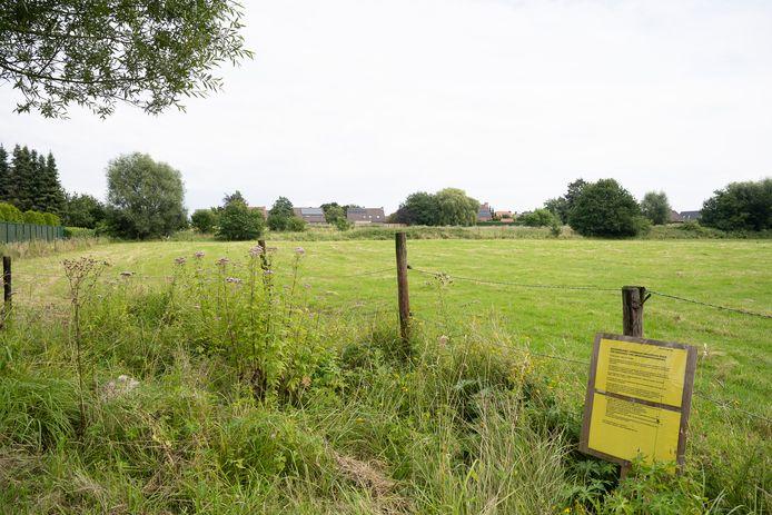 Er zijn verkavelingsplannen voor het binnengebied tussen de Kauwlei en de Broekbosstraat