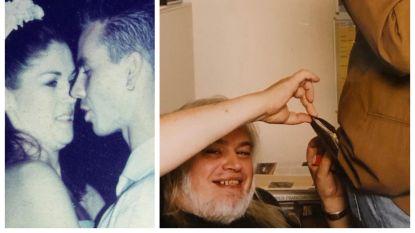 SHOWBITS. Geert Hoste deelt fijne herinnering aan Jean-Pierre Van Rossem en Sam en Kelly vieren 19 jaar huwelijk