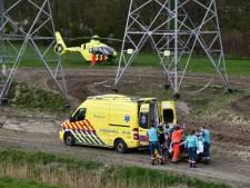 Ernstig gewonde bij valpartij op motorcrossterrein Ritthem