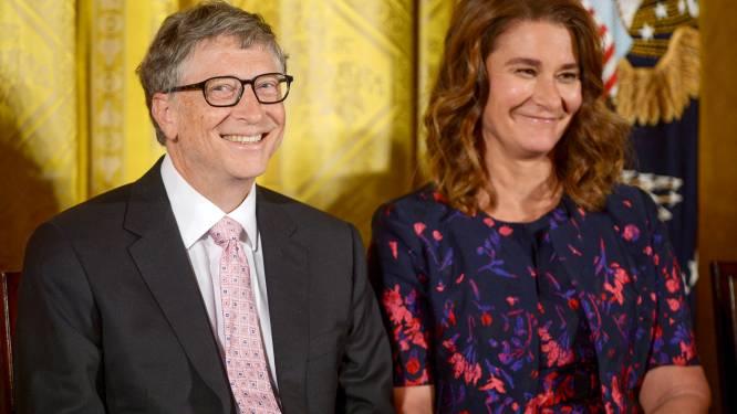 Bill en Melinda Gates gaan scheiden na 27 jaar