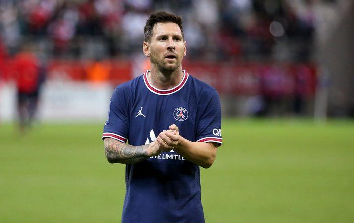 Lionel Messi jouera son tout premier match en Belgique, mercredi soir.