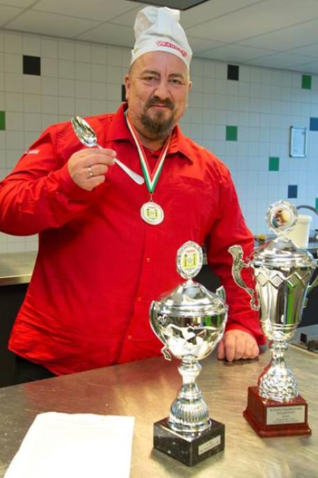 De wereldkampioen stamppot koken komt uit Twente