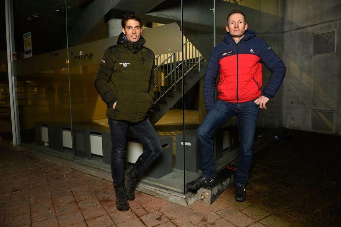 Sven Vanthourenhout en Adrie van der Poel.