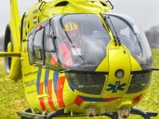 Traumahelikopter naar Hoogeloon: twee jongeren gewond bij botsing tegen boom