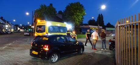 Scooterrijder gewond bij aanrijding met auto in Helmond