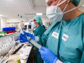 OVERZICHT. Gemiddeld aantal ziekenhuisopnames in België voor het eerst sinds begin september gedaald