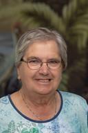 Mevrouw J.A.M.M. (Jo) Verhoeven-van Riel (78), wonende te Udenhout.