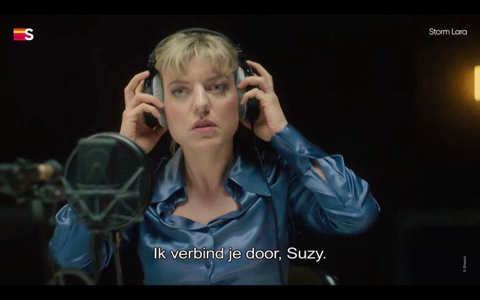 Ella Leyers in 'Storm Lara'.