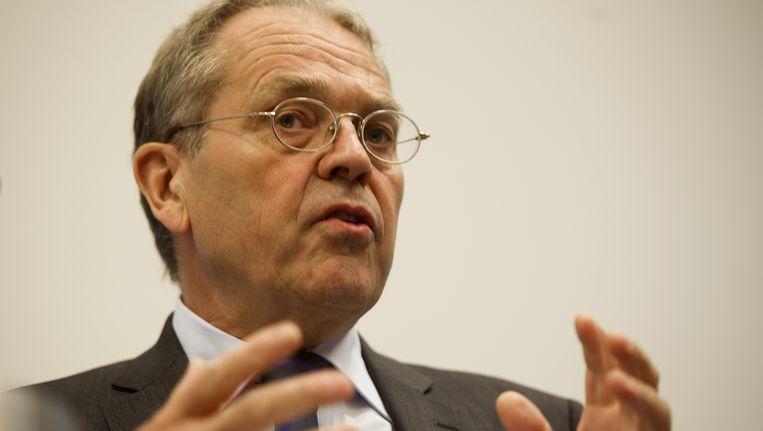De Nationale ombudsman Alex Brenninkmeijer Beeld ANP
