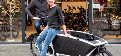 De andere kant van de coronacrisis: bij Mossink in Hooglanderveen zijn de fietsen niet aan te slepen