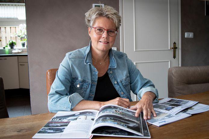 Betsy Diender uit Nijverdal startte een eigen uitvaartonderneming.