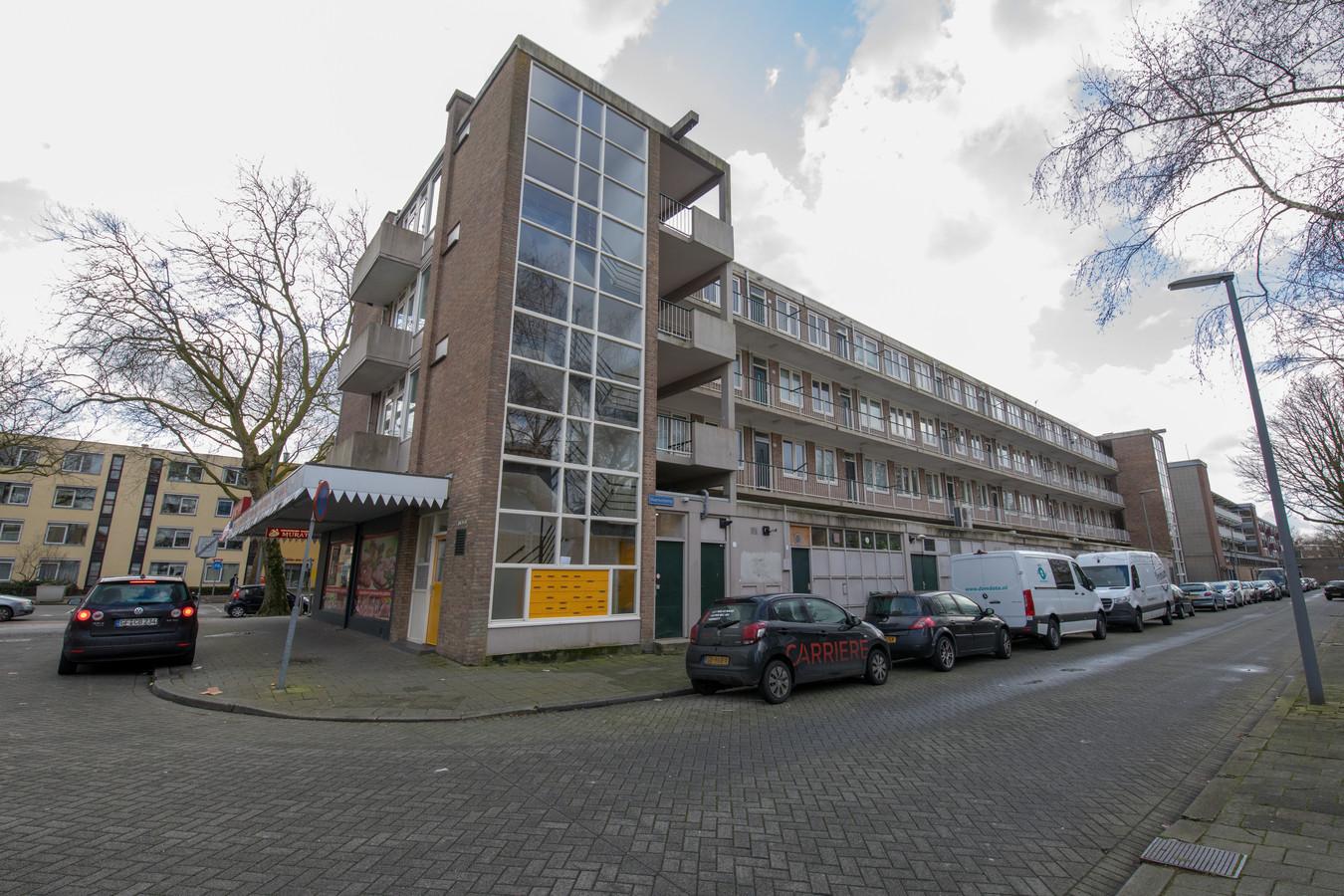 Schammenkamp in Rotterdam.