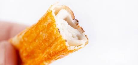 Qu'y a-t-il vraiment dans les bâtonnets de surimi?