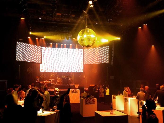 De uitreiking van de Dutch Design Awards in Eindhoven, zaterdagavond 29 oktober.