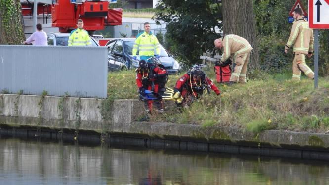 Hulpdiensten rukken uit voor drenkeling in Brugge ... die gewoon op het droge staat