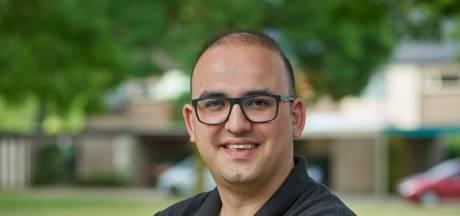 Na elf jaar afwezigheid direct de nummer 1 van D66: Bekir Atman wil Osse politiek jong en divers maken