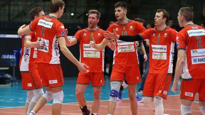 Maaseik opnieuw te sterk voor Belchatow in Champions League volley