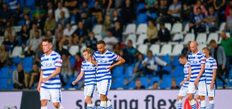 Opmars De Graafschap op hardhandige wijze gestuit door FC Volendam; Superboeren missen goalgetter