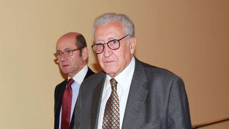 Lakhbar Brahimi