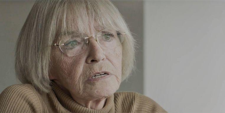 Lydia, de moeder van Sally Van Hecke