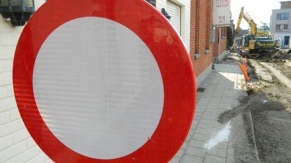 Tot 19 april geen doorgaand verkeer in Nieuwstraat en Brielstraat
