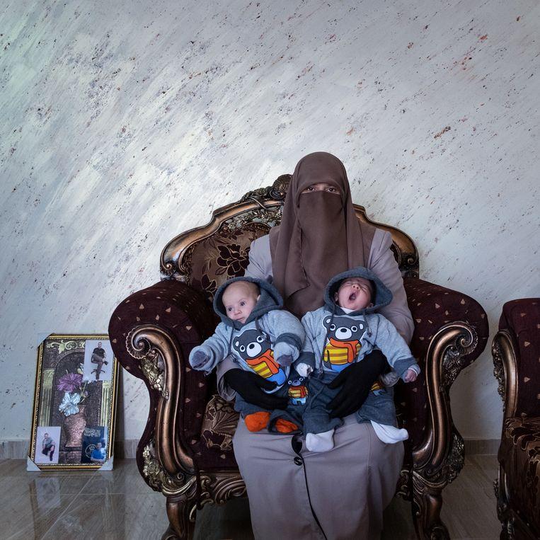 Tulkarem, op de Westelijke Jordaanoever, januari 2015. Beeld Antonio Faccilongo