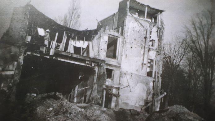 Op 13 oktober wordt onder meer de röntgenafdeling van Bad Ginneken gebombardeerd. Daarbij vallen 22 doden.