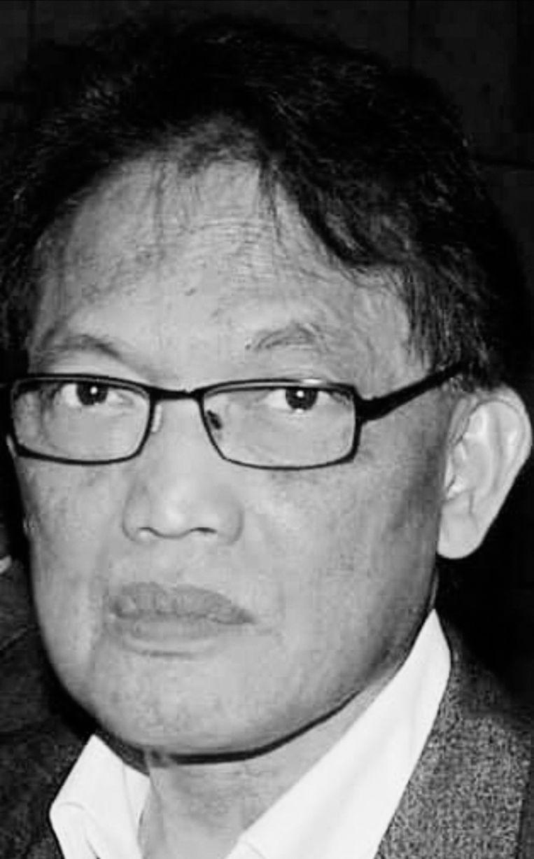 Johan Raksowidjojo, voorzitter stichting Javanen in diaspora Nederland. Beeld