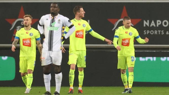"""Alexandre De Bruyn scoort meteen in AA Gentdebuut na lange blessure: """"Het doet deugd, écht deugd"""""""