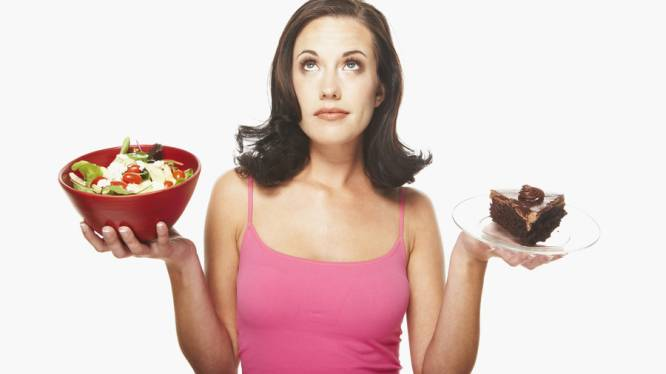 Vergeet het: minder calorieën eten doet niet langer leven