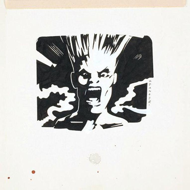 SCREAMERS Demo Hollywood 1977 Beeld RV