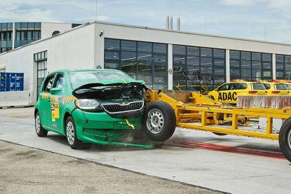 "Duitse tests: ""Kleine auto's onvoldoende veilig"""