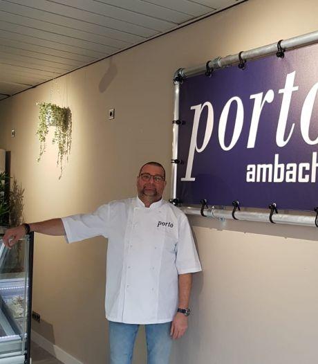 Porto gaat na Tilburg nu ook in Haaren ijs verkopen