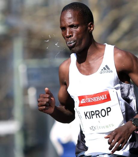 Olympisch kampioen Kiprop vier jaar geschorst wegens dopinggebruik
