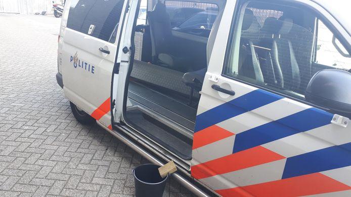 Foto gedeeld door de Alkmaarse politie.
