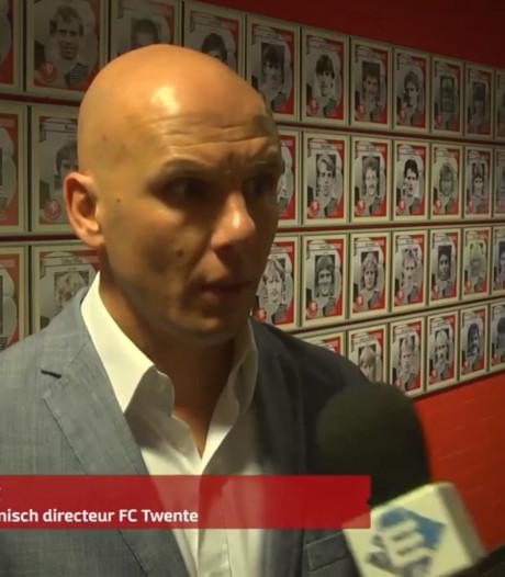 Reactie FC Twente op overlijden Dik Wessels (71)