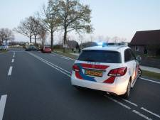 Motorrijder komt om het leven bij ongeval in de buurt van Ommen